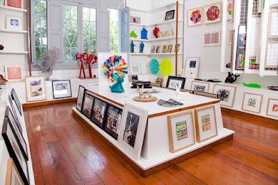 what to do in Barranco, Galleries in Barranco, art in Barranco, Lucia de la Puente Galery