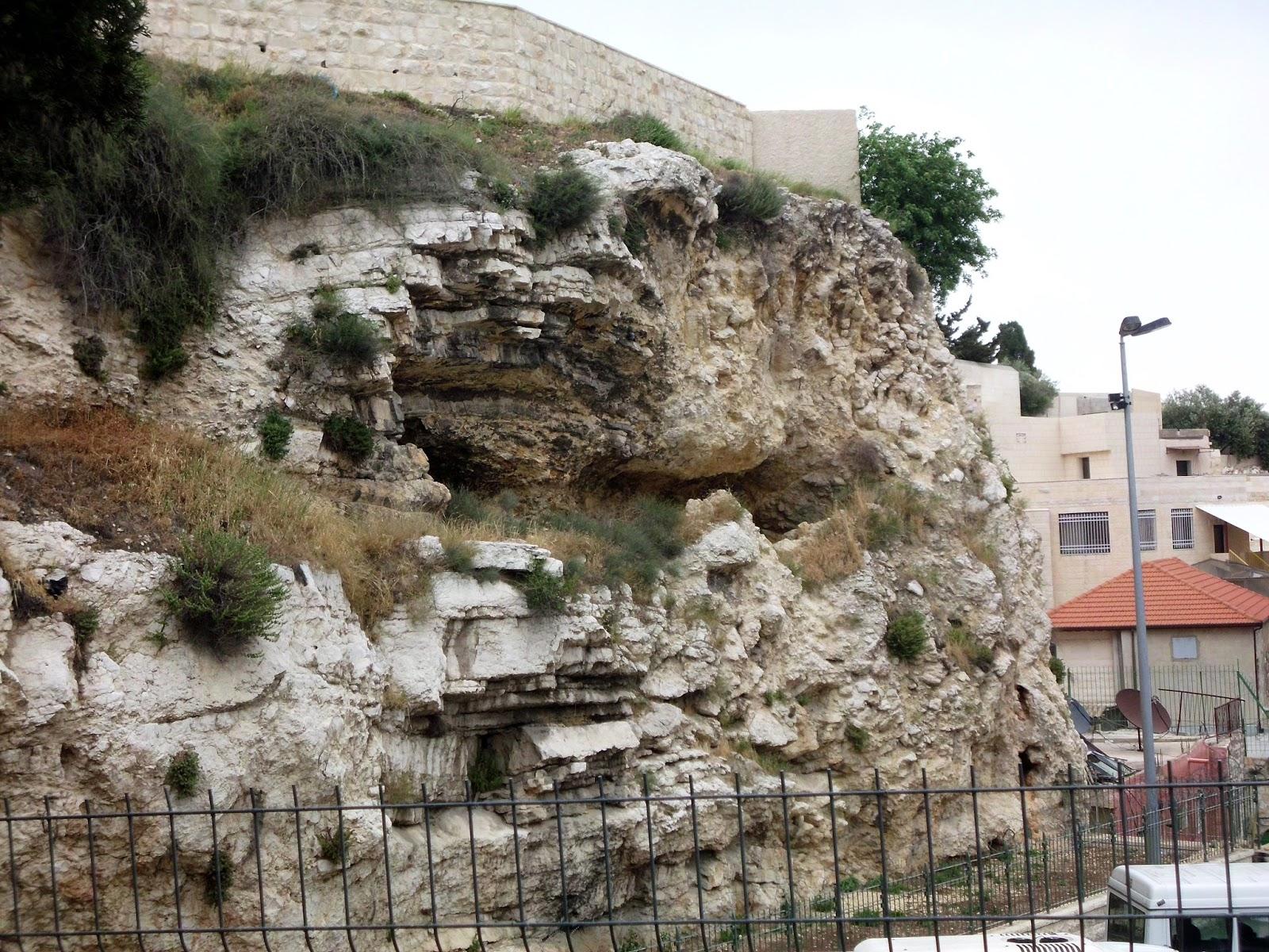 Golgatha Hügel