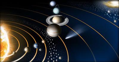 Definisi dan Teori Tata Surya