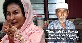 Thumbnail image for Bapa Saudara Dedah Sikap Rosmah Mansor Yang Sebenar