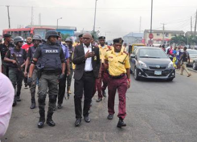 LASTMA boss urges drivers