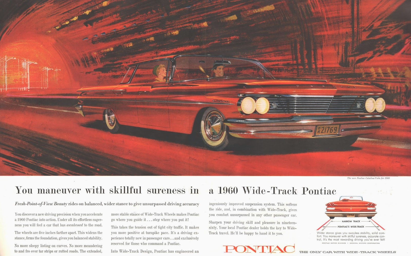 1960 Pontiac Catalina Vista