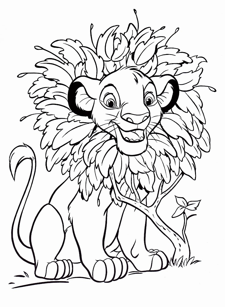 HD All Disney Character Coloring Pages Pictures