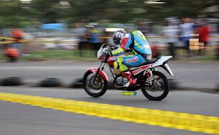 Fun Race Semarang Racing Family Sukses Sedot 190 Starter, Kelas Bebek 2Tak dan Sport 2 Tak Paling Populer