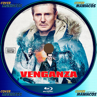 VENGANZA - COLD PURSUIT - 2019 [COVER DVD]BLURAY