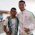 Martunis Temu Kangen Dengan Cristiano Ronaldo