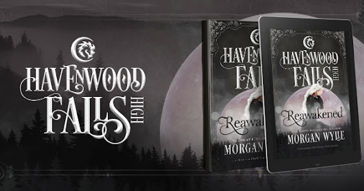 Visit #HavenwoodFalls and get to know the local witch hunter and her witch boyfriend!