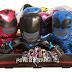 Plushies e novos bonecos do filme de Power Rangers