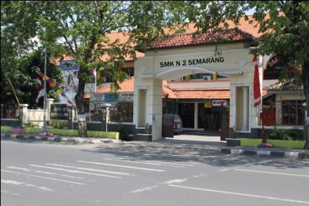 Gedung SMKN 2 Semarang. Sumber: http://ppd.semarangkota.go.id/