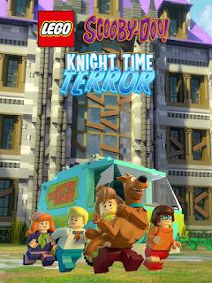 LEGO Scooby-Doo! Teroarea Cavalerului Negru Dubat In Romana Online