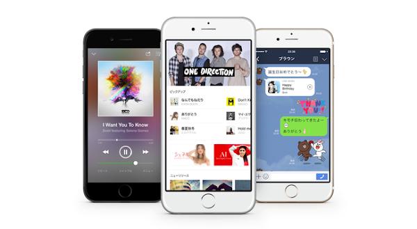 LINE MUSIC正式上線,搶攻音樂串流市場