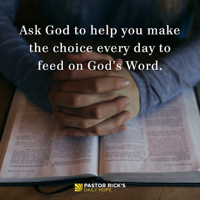 Get the Best Information to Live Your Best Life by Rick Warren