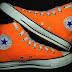 Sepatu Converse Chuck Taylor Orange