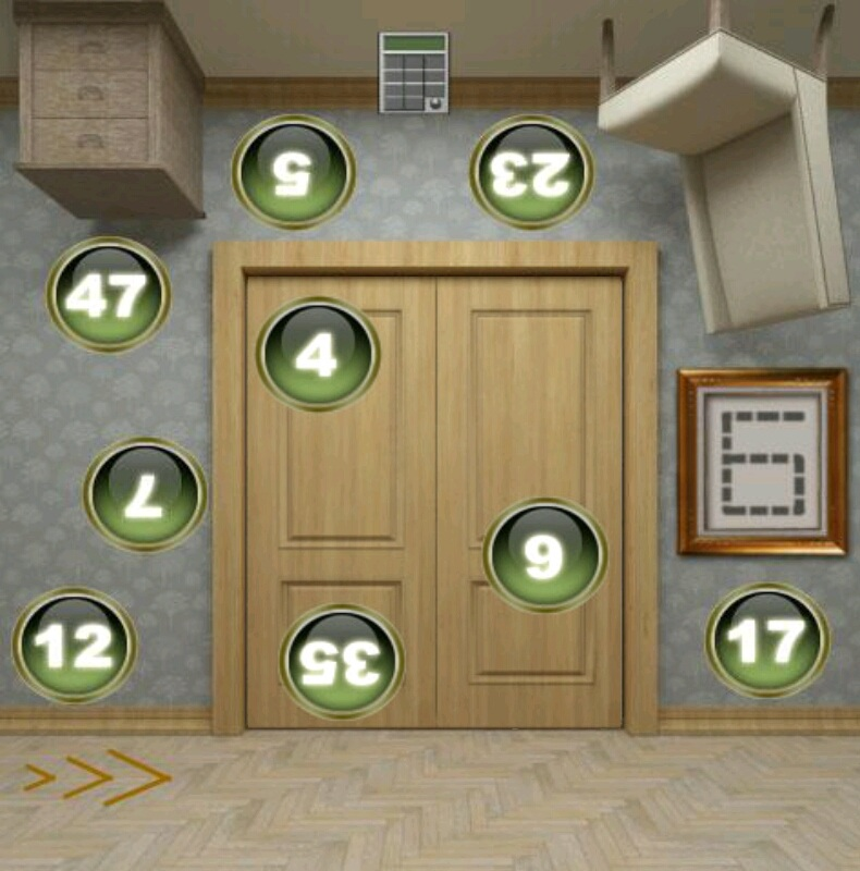 Dicas 100 Door Room Door: Solved: 100 Doors Of Revenge Levels 41 To 50 Walkthrough