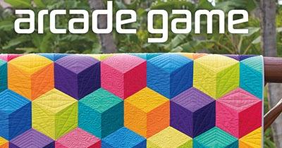 Arcade Game Jaybird Quilts