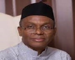 Governor El-Rufai: Shehu Lied About Walking Out On Me