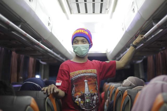 Jadi Baru Kebumen 2018 Tour To Bandung, Best Momen- perjalanan pulang dari bandung