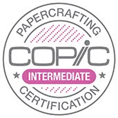 I'm Copic Certified!