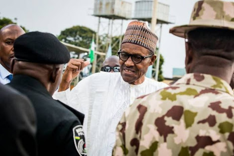 Buhari To Troops: Deal Ruthlessly With Bandits, Kidnappers