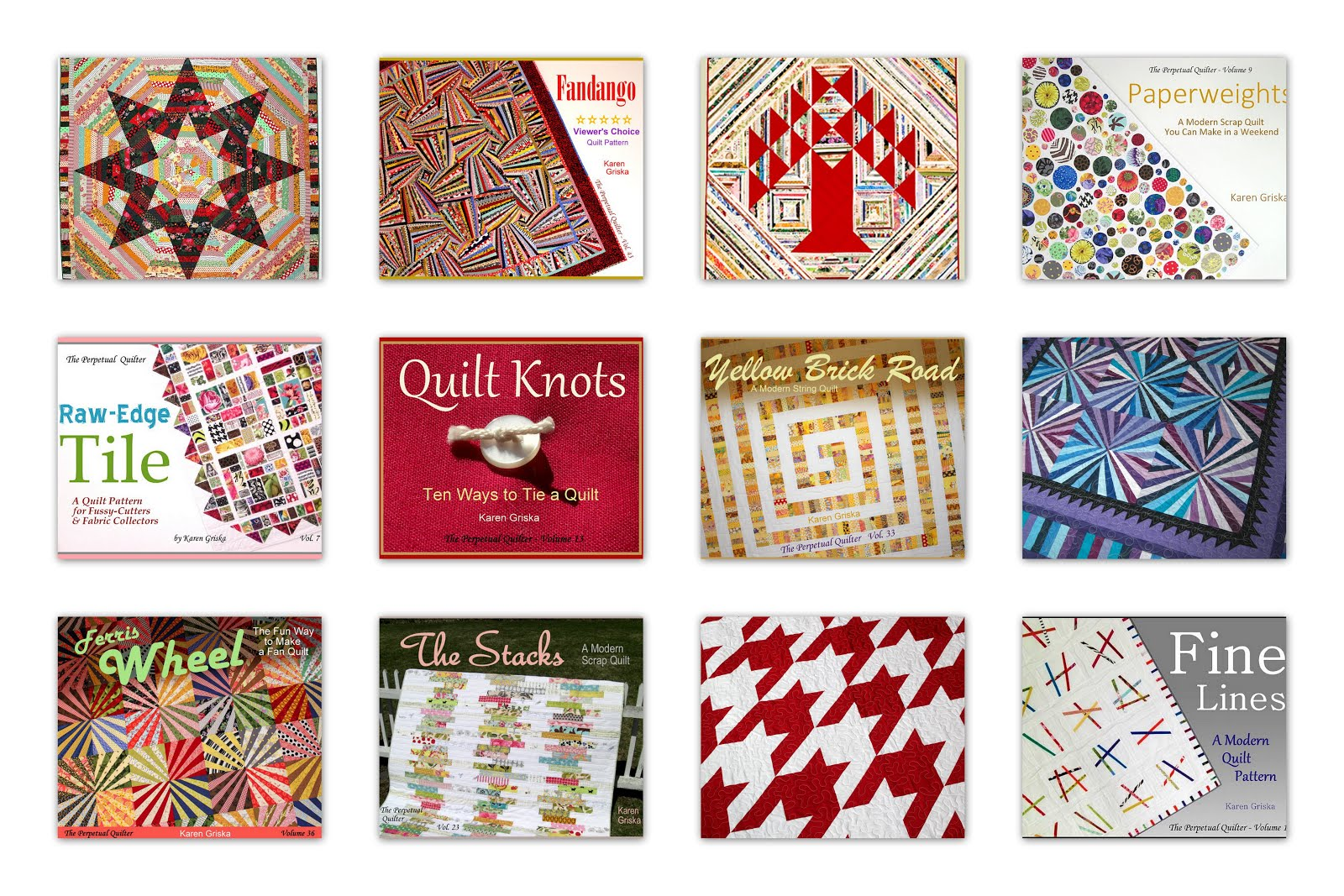More Quilt Patterns and Inspiration!