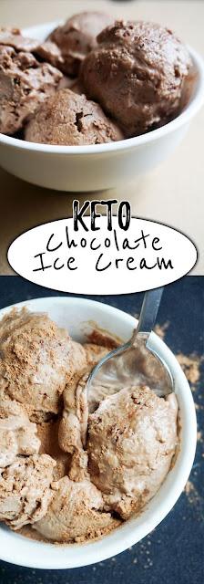 Low Carb Ice Cream | Chocolate Gelato!