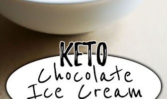 Low Carb Ice Cream | Chocolate Gelato!