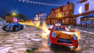 Beach Buggy Racing MOD Apk [LAST VERSION] - Free Download Android Game