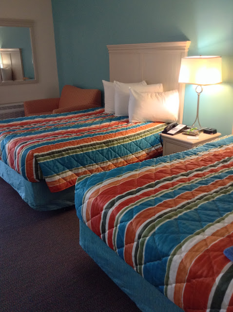 Cedar Point's Castaway Bay Tip: Splurge with room service