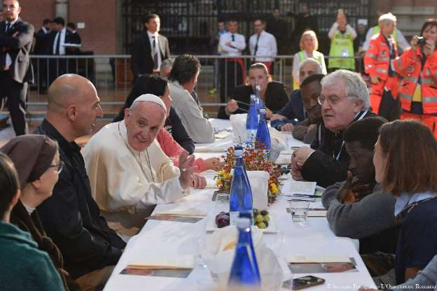 Italian prisoners use Pope visit as chance to escape