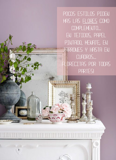 Decoracion Shabby Chic