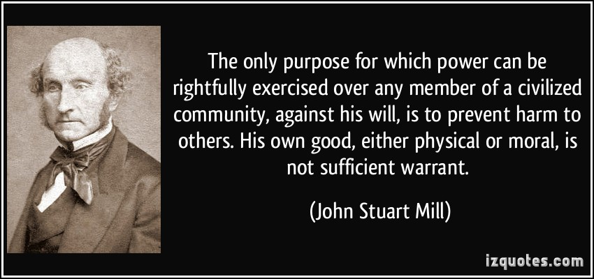 john stuart mill short essays