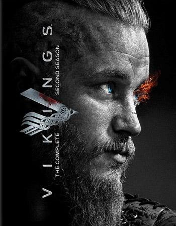 Vikings Season 02 Complete Dual Audio ORG Hindi WEB-DL 480p movie poster