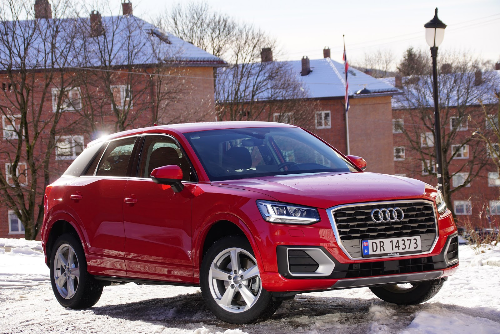 test audi q2 1 4 tfsi s tronic sport bil og motorbloggen. Black Bedroom Furniture Sets. Home Design Ideas
