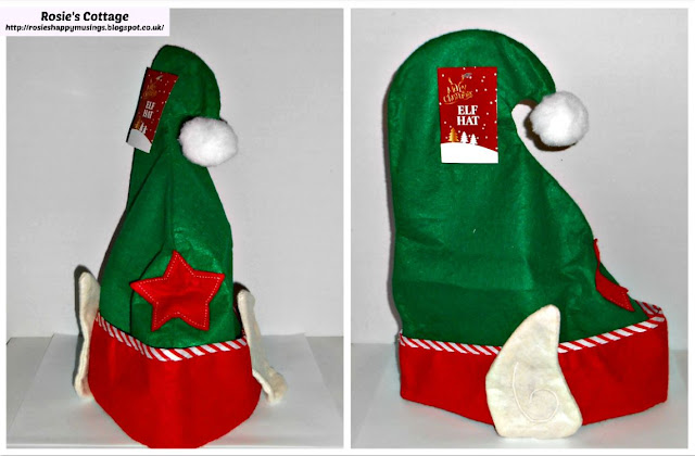 Adorable elf hat