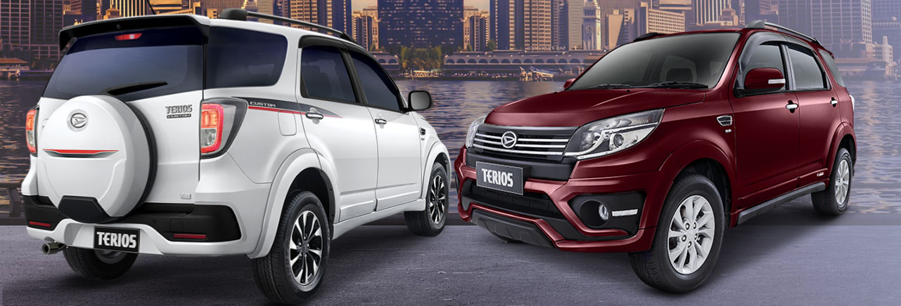 Promo Khusus Lebaran Kredit Mobil Daihatsu Terios Murah Meriah