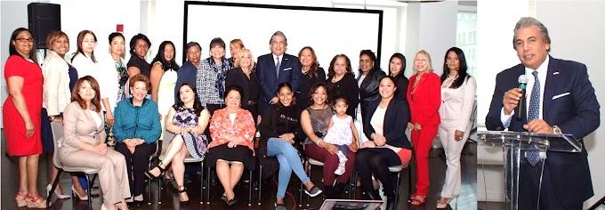Consulado en NY y Cámara de Comercio de Mujeres capacitarán dominicanas emprendedoras