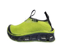 Perbedaan Sepatu Running dan Training