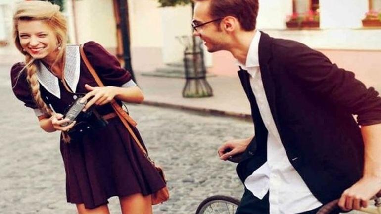 Θέλω να τα βρω με την καλύτερή μου κοπέλα.