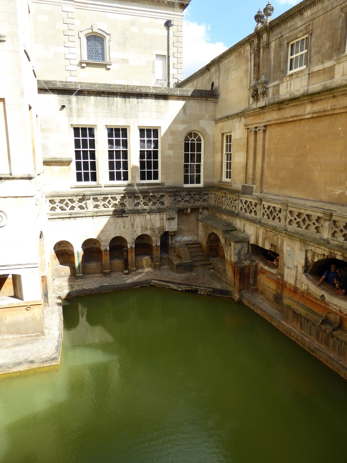 Random encounters with the unusual: Sayings what you will about Bath