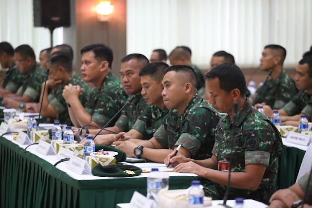 Pangkostrad Buka Rapat Pimpinan Tahun 2019