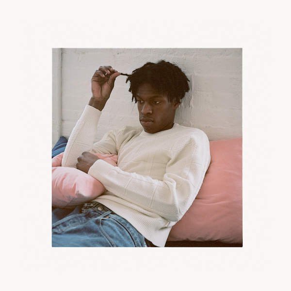 Daniel Caesar - Won't Live Here - Single Cover