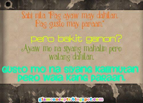 Tagalog Para Kabit Sa Quotes