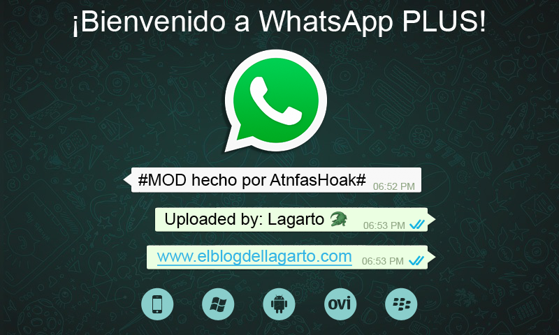 Whatsapp Plus 6.00