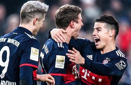 Bayern Munchen Curi Poin Penuh dari Kandang Stuttgart