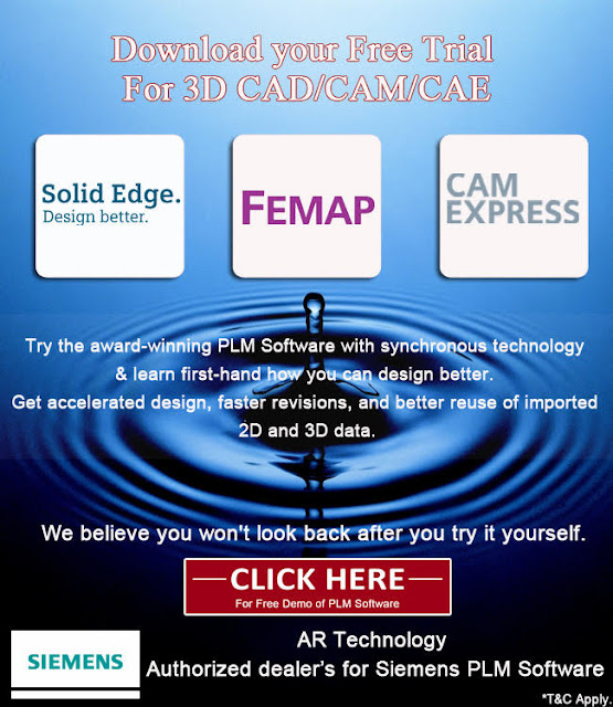 Trial Version of SIEMENS Recommended CAD/CAM Software