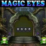 Games4King Magic Eyes Escape