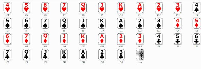 [TUTORIAL] Criando jogo de cartas com I.A (C# e Visual Studio) - Parte 01 Untitled%2B2