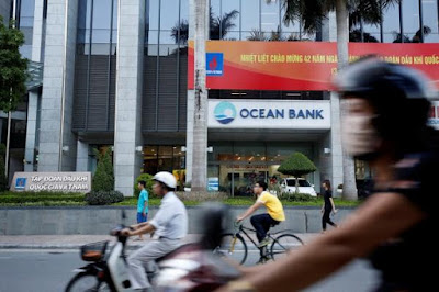 Ocean Bank branch, Vietnam