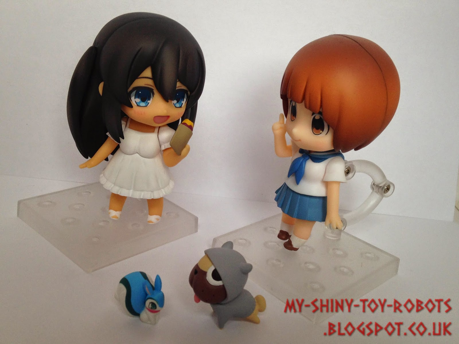 Meeting other Nendoroids