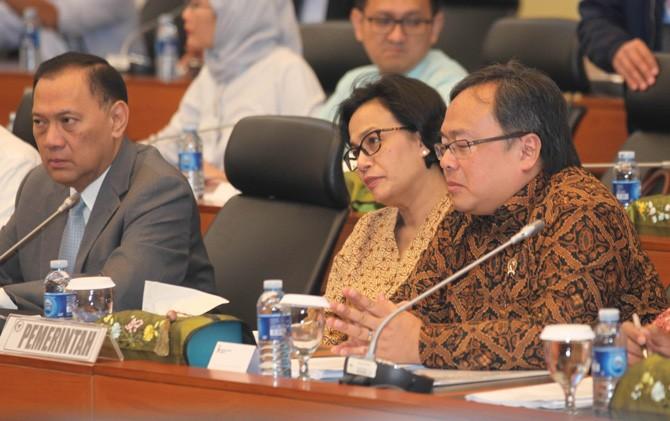 Sri Mulyani Jawab Kritikan Rizal Ramli Soal HP Masuk SPT